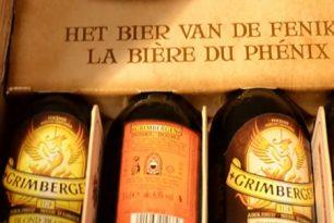 Beim Biersommelier